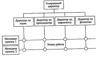 Матричная организационная система